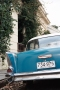Colonia Blue Car