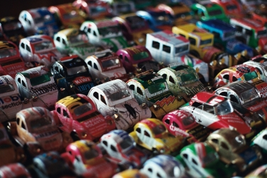 Tana Market Cars