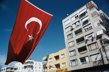 Turkish City Flag