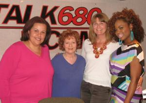 Cynthia, Ann, Staci, Shanita