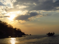 Sunset Cruise, Lake Malawi