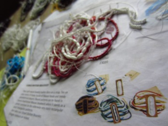 Beaded jewelry made by the Maasai women's co-op, Basecamp Explorer