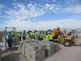 HFHI Global Village Cape Town, South Africa – Work Day1