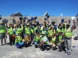 HFHI Global Village Cape Town, South Africa – Work Day5
