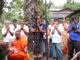 HFH Global Village, Dambulla, Sri Lanka – Work Days 1 &2