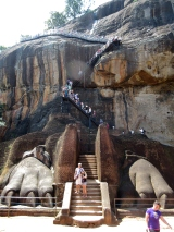 HFH Global Village, Matale, Sri Lanka – The Ancient City of Sigiriya