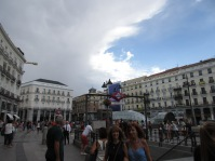 The Plaza at Puerta del Sol