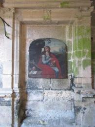 Inside São Gonçalo Church
