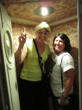 Smallest elevator ever!