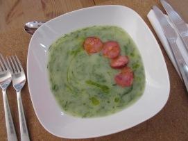 Caldo Verde - Kale Soup