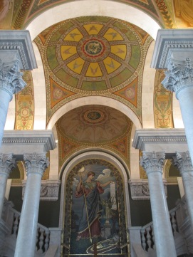 Library of Congress - the Jefferson Building