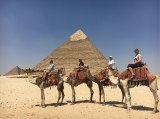 RTW in 50 Days – EGYPT, Cairo