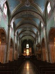 Inside Saint Augustin Church