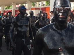 Carnival Parade Fort-de-France