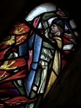 Inside St. Margaret's Chapel