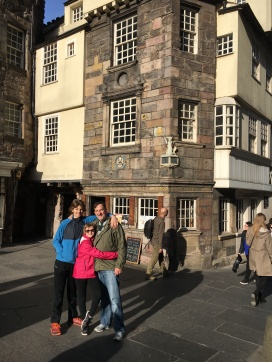John Knox House & Museum on the Royal Mile