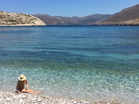 Another Amorgos Beach