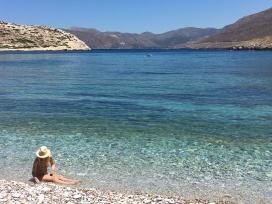 Another Amorgos Beach