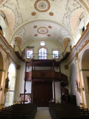 San Felipe Neri, choir