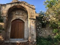 Doorway of the Medrese