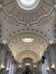 Inside Bancroft Hall