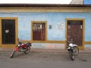 Motorbikes of Esteli