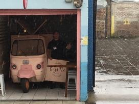 Kiss Me Garage - Ice Cream Shop