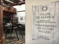 Printmaking & Artist Workshop
