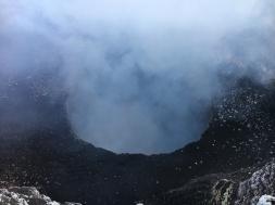 Masaya's Crater