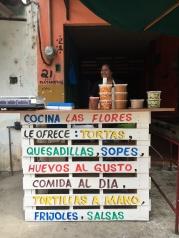 Restaurant Cocina Las Flores