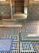 Inside Saadian Tombs