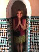 Me! Inside Saadian Tombs