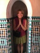 Me! Inside Saadian Tombs
