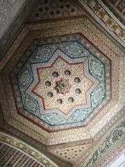 Bahia Palace - mosaics