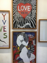 Love Gallery New Years Eve Party Posters
