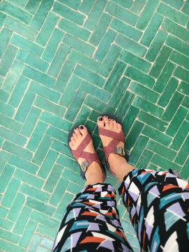 Ubiquitous Tile Work